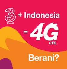 Paket Data Three - 2 GB + 30 GB