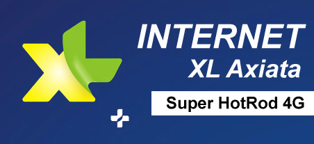 Paket Data XL - Hotrod 1,5 GB